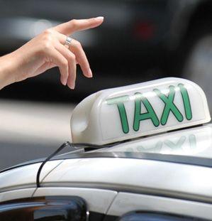 Taxi em Brasília, DF
